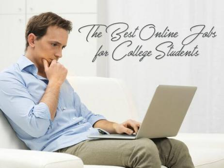 The Best Online Jobs for College Students